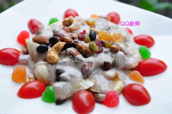 梅香酸奶水果沙拉