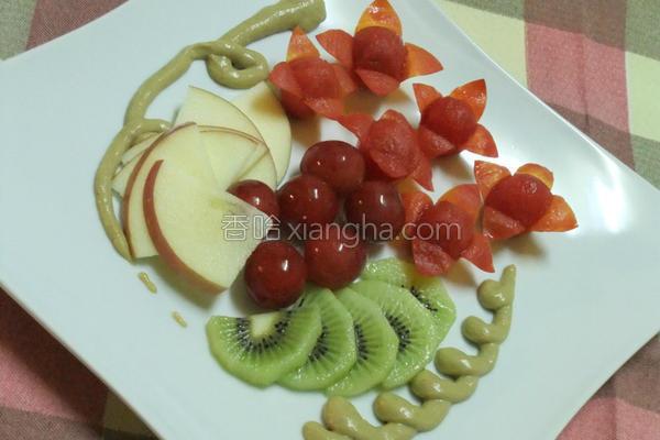 水果椰奶咖哩的做法