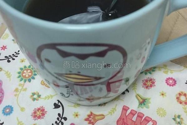 黑糖生姜红茶的做法