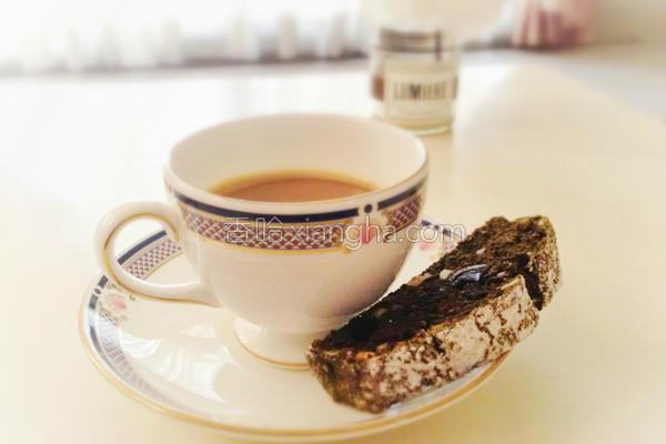 抹茶坚果脆饼的做法