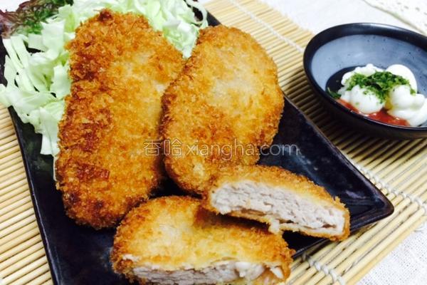 日式炸猪排的做法