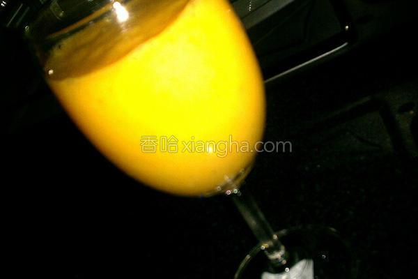 美肌果汁的做法
