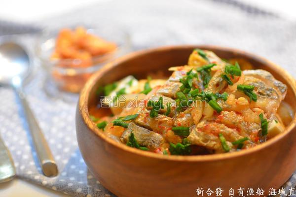 泡菜白带鱼的做法