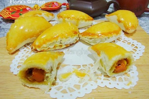 咖哩酥饺的做法