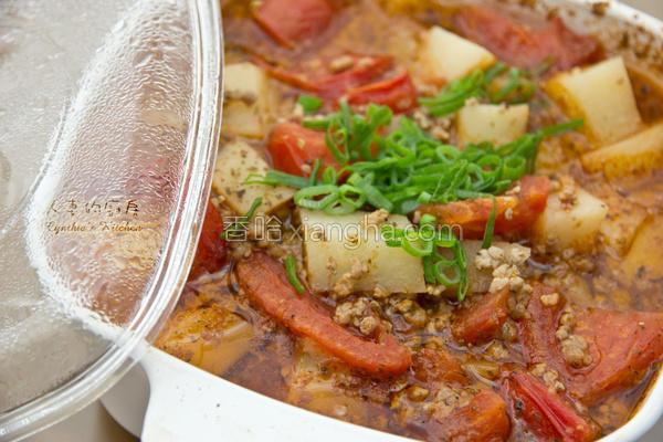 意式番茄肉酱的做法
