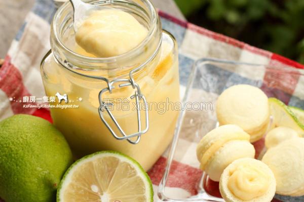 柠檬奶油霜的做法