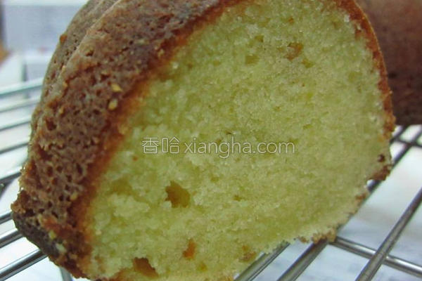 奶油乳酪磅蛋糕的做法