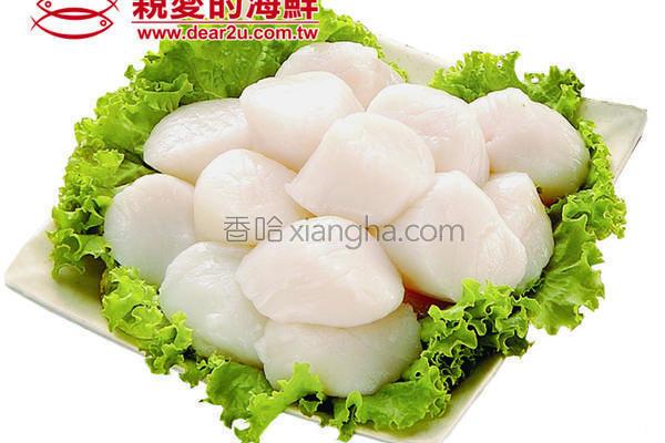 黑胡椒奶油干贝虾的做法