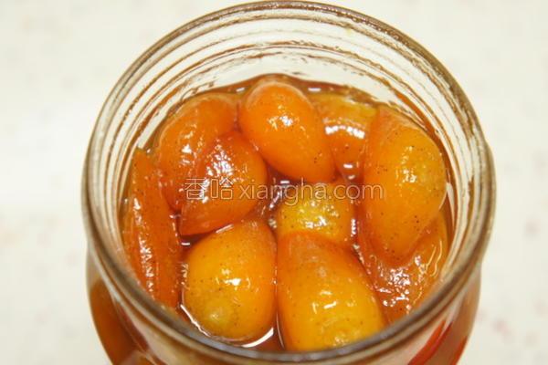 金枣果酱的做法
