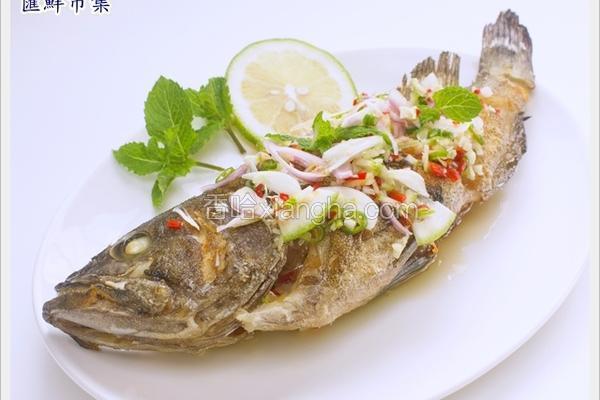 柠檬石斑鱼
