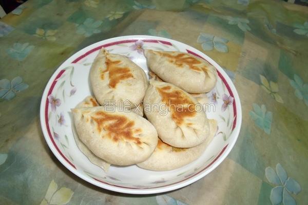 干烙番薯饼的做法