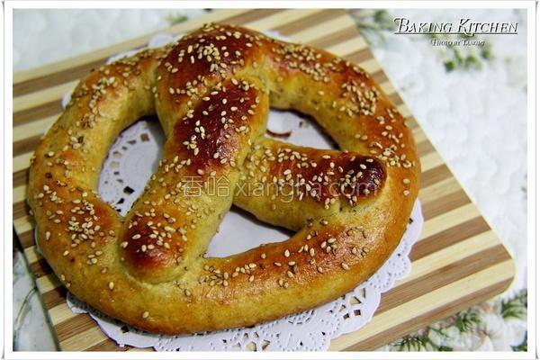 德国面包圈的做法