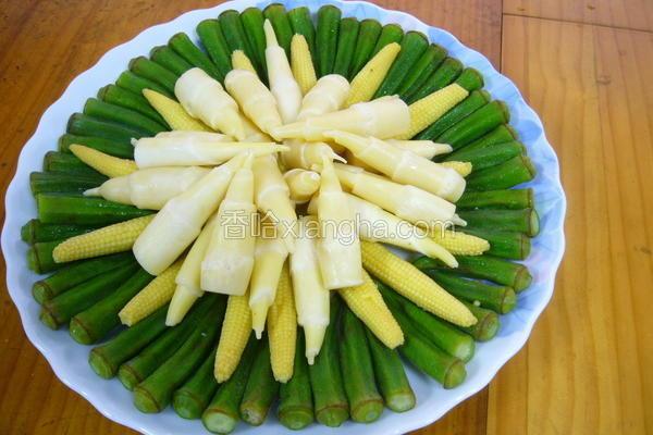 季节凉拌菜