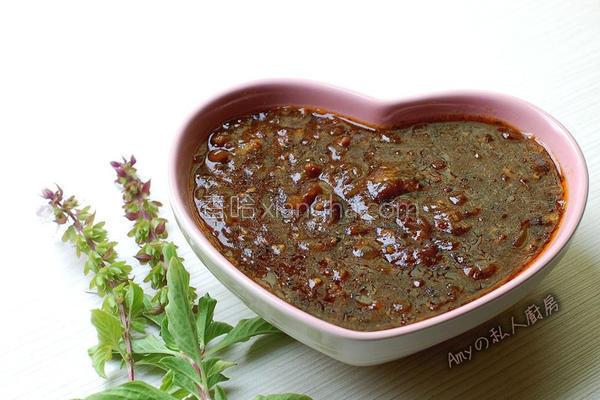 自制黑胡椒酱的做法