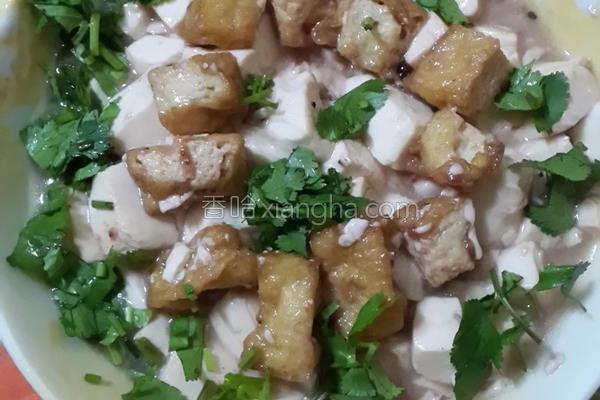 果酱豆腐的做法