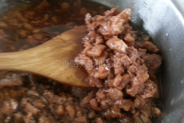 香喷喷古早味卤肉的做法