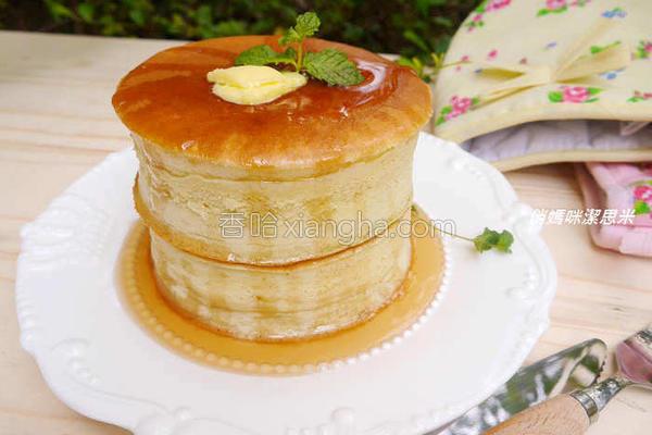 法式厚松饼的做法