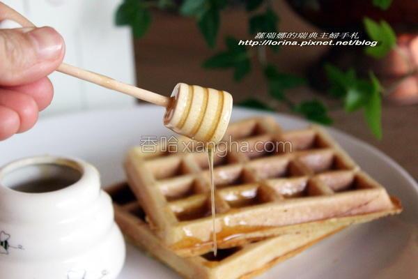 自制松饼粉&松饼的做法