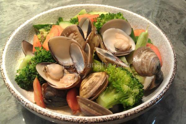 奶油蛤蜊杂炊的做法