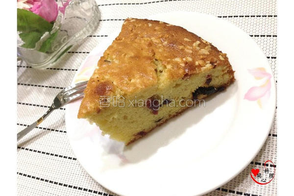 桂圆洛神糕的做法