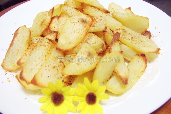 香烤马铃薯的做法