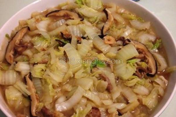 开阳天津白菜的做法