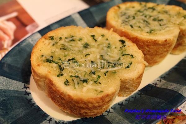 起司香蒜面包