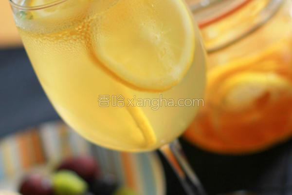 蜂蜜渍柠檬的做法