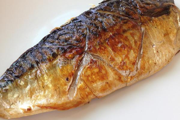 超简易完美煎鱼的做法