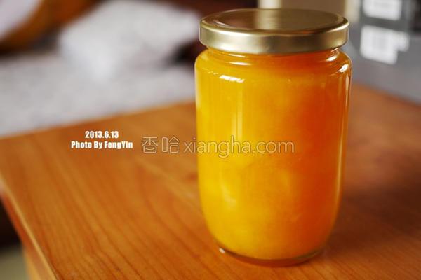 芒果果粒酱的做法