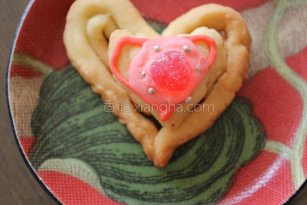 造形饼干的做法