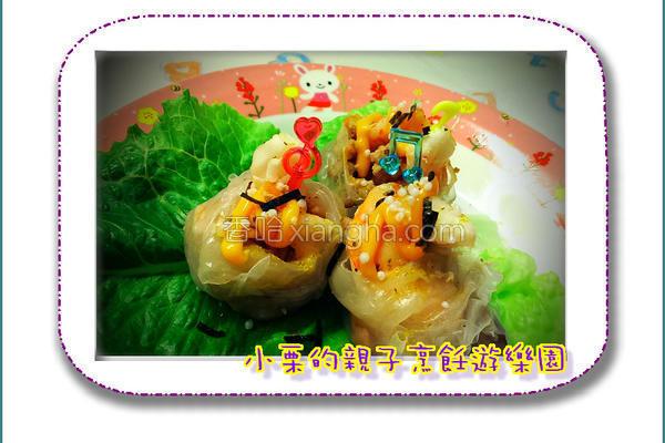 越式春卷虾烧的做法