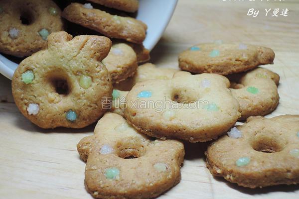 毒苹果饼干的做法