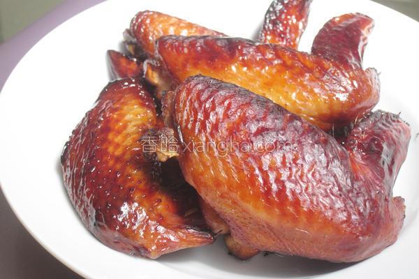 脆皮可乐烤鸡翅的做法