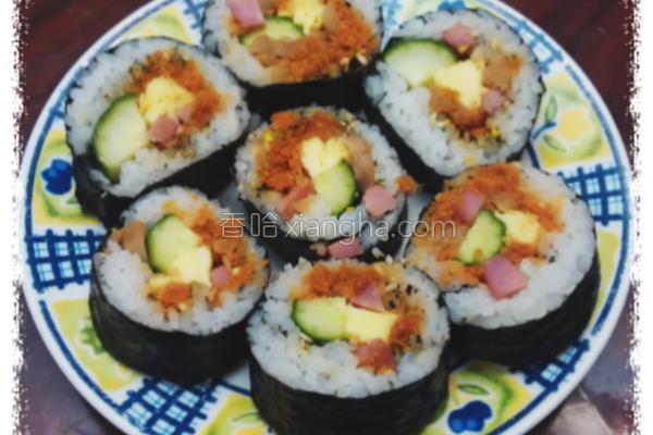 古早味寿司的做法