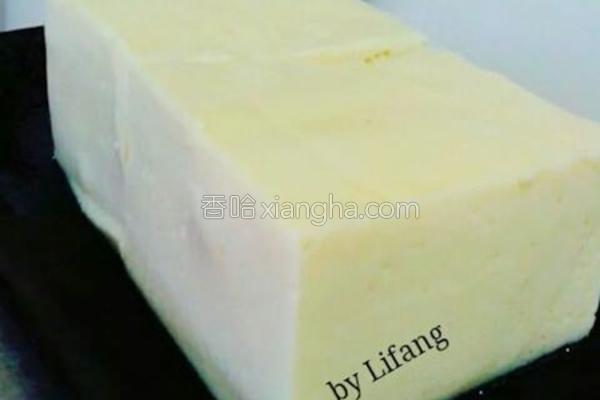 自制滑嫩蛋豆腐的做法