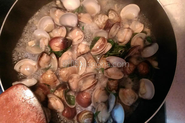 炒酒蛤蛎的做法