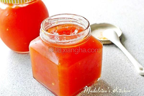 番茄果酱的做法