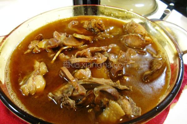 麻油鸡汤的做法