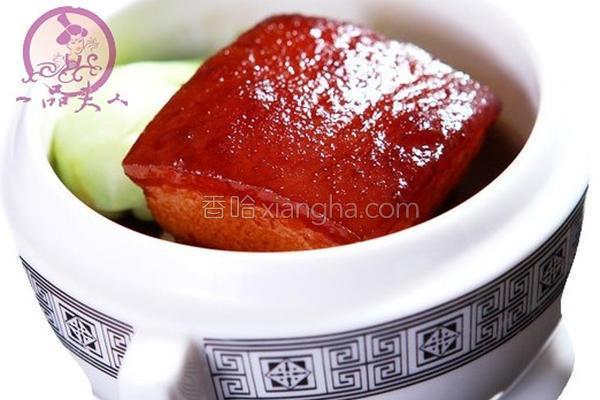 红烧东坡肉的做法