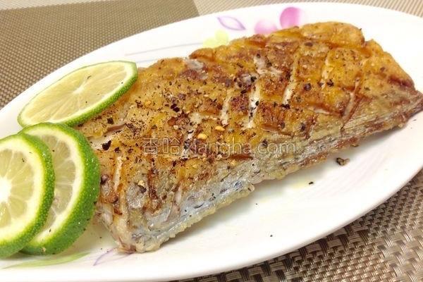 香煎白带鱼的做法