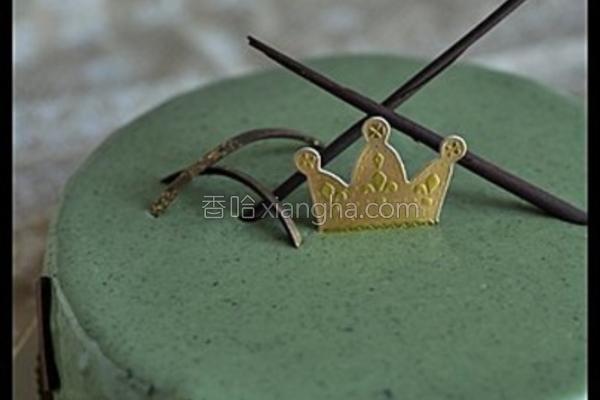 绿茶伯爵茶蛋糕的做法