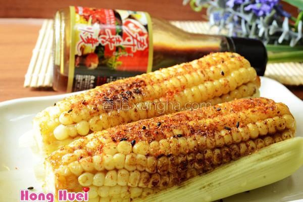 寿喜烧酱烤玉米的做法