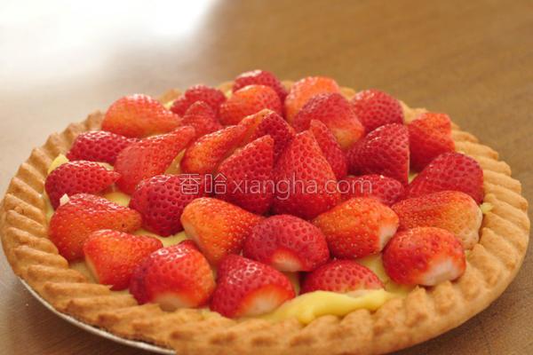 草莓布丁派的做法