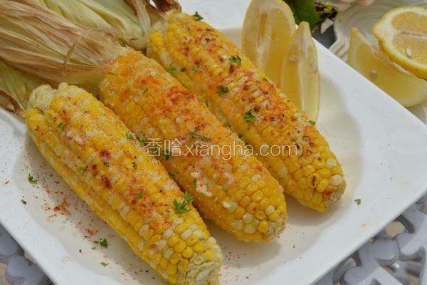 墨西哥烤玉米