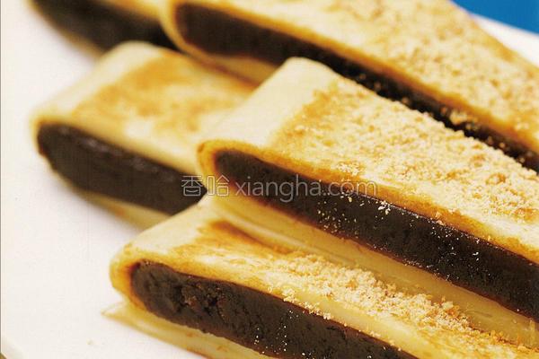 枣泥锅饼的做法