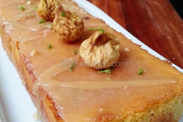 糖霜柠檬蛋糕的做法