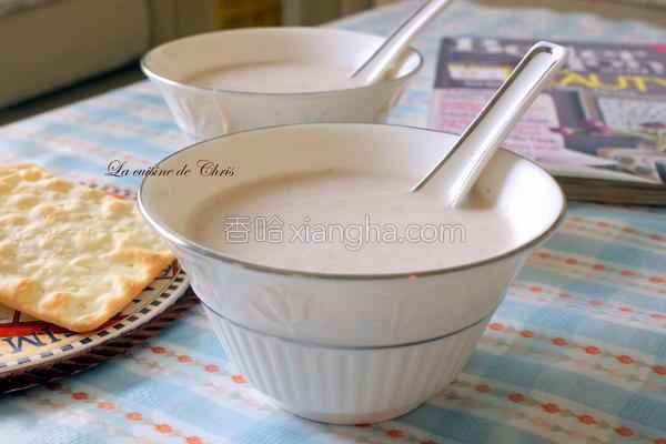 糙米浆的做法
