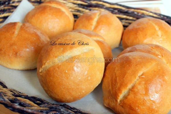 法国小面包的做法