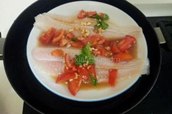 泰式酸辣柠檬鱼的做法